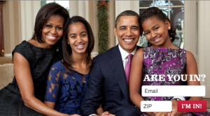 PRESIDENT OBAMA IS A FAMILY MAN