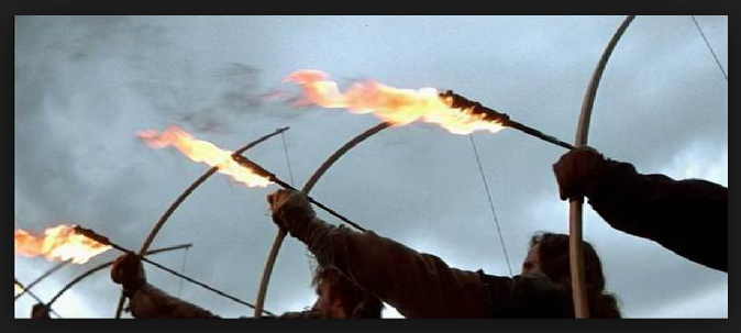 Fiery Darts of the Adversary