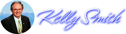 Kelly Smith – Speaker and Business Consultant Logo