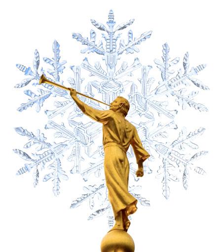 Mormon Snowflakes